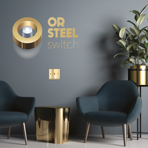 Orsteel Switch : le choix d'un appareillage électrique de qualité