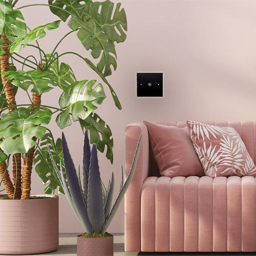 modernisez votre décoration d'intérieur avec des appareillages électriques noirs
