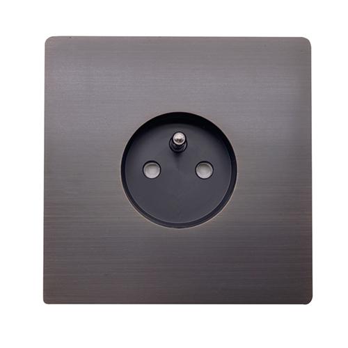 Appareillage électrique ORSTEEL Switch à angles arrondis.